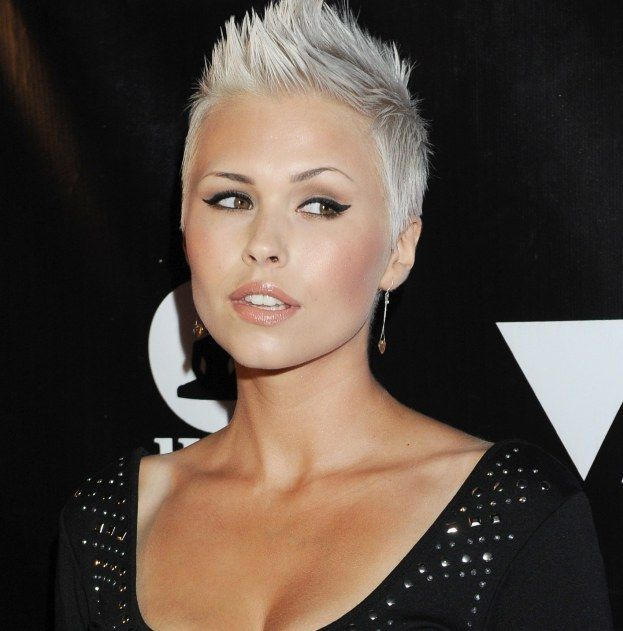 Endless Madhouse!: Silver is the new trendy color for short and medium hair!
