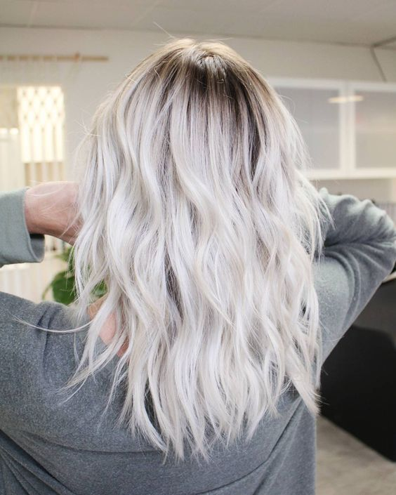 45 Adorable Ash Blonde Hairstyles: 521 Best Hair Color Ideas Images On Pinterest