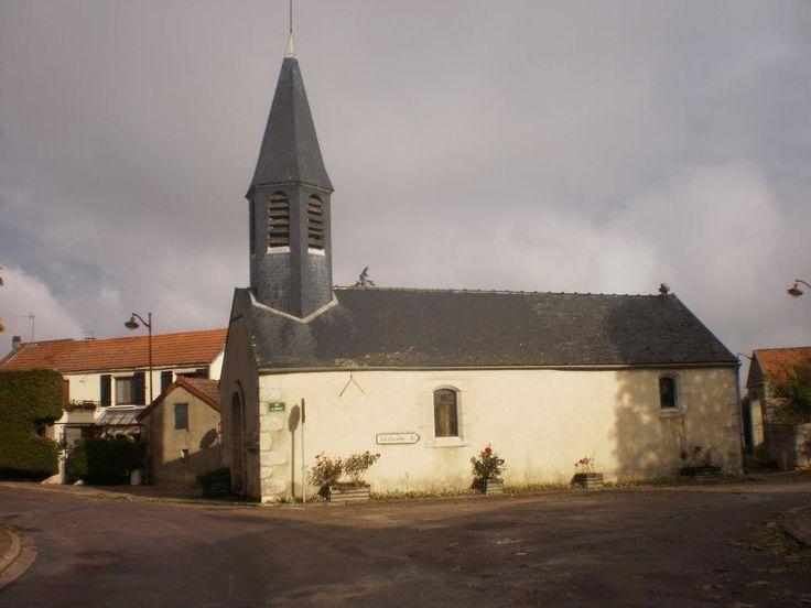 Eglise d'Arrans