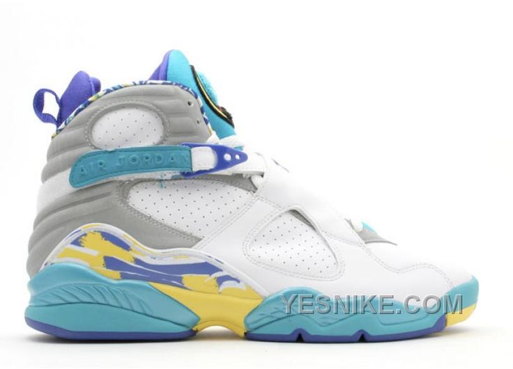 Womens Air Jordan 8 Retro