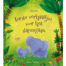 eerste verhaaltjes voor het slapen gaan uitgeverij usborne   ilovespeelgoed.nl