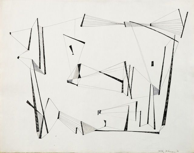 Dorothy Dehner | Aviary (1950), Available for Sale | Artsy