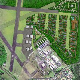01 Evans Head Airpark & Township