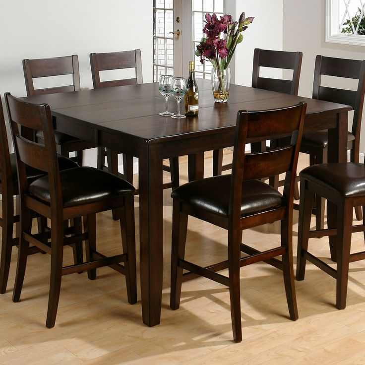 Jofran Rustic Prairie Counter Height Dining Table - 972-62