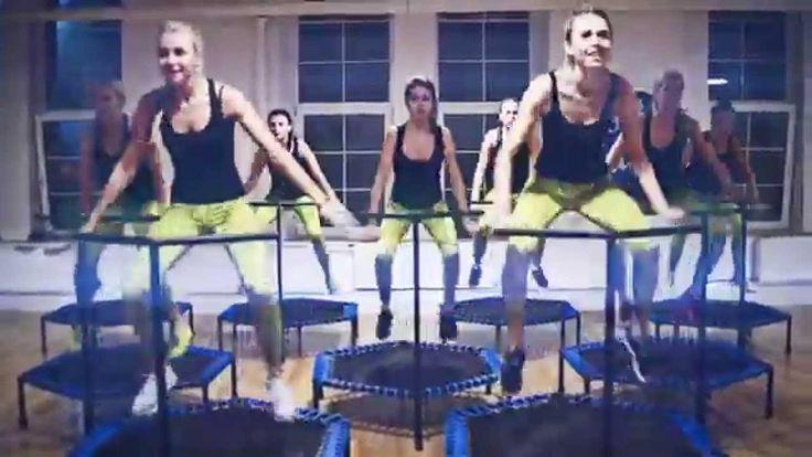 Fit and Jump Minionki #fitandjump #trampoliny #fitness #fitnessnatrampolinach #fit #slim #sport