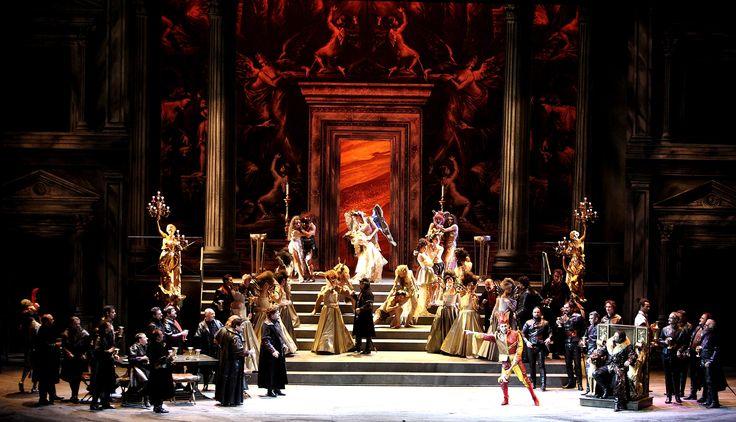 Regina Schrecker, costumes for Verdi's Rigoletto, Teatro Carlo Felice, Genoa, 2013