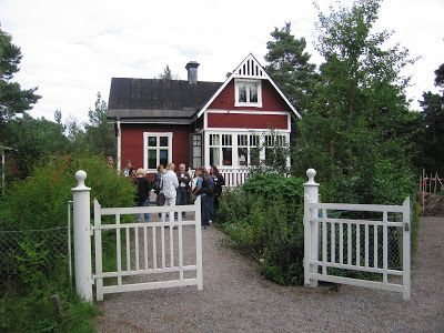 I veckan har jag varit på Friluftsmuseernas årsmöte på Torekällberget i Södertälje. Det är jätteroligt att träffa folk från andra museer men...