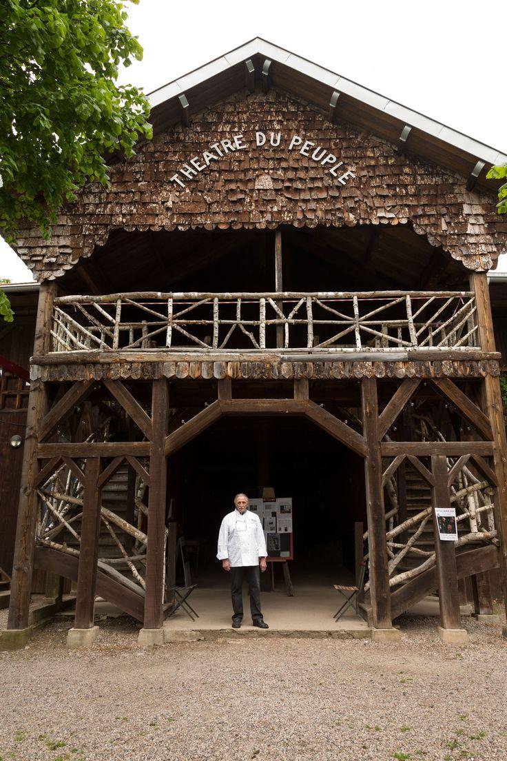 Dîner insolite au Théâtre du Peuple, Bussang