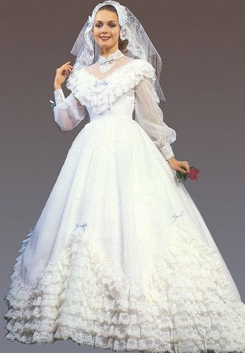 1980 S Wedding Dress More At Pinterest Com Eventsbygab