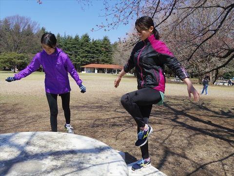 【第八回目レポ】~自然と笑顔になる。クロストレーニングとは複数種目の運動を積極的に取り入れる事~