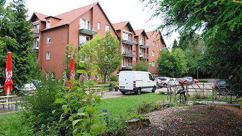 Kurpark Residenz Seniorensitz Bad Eilsen: Startseite