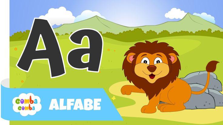 Alfabe nin ilk harfi A harfi için hazırladığımız çocuk şarkısı. Combacomba alfabe çocuk şarkıları serisi ile harfleri tanıyalım, alfabeyi öğrenelim ve bol bol eğlenelim.