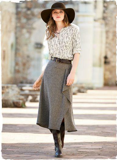 Best 20  Classic skirts ideas on Pinterest | Midi skirt casual ...