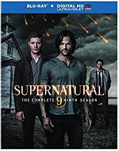 Amazon.com: Supernatural: Season 9 [Blu-ray]: Jared Padalecki, Jensen Ackles, Misha Collins, Robert Singer, Jeremy Carver, Phil Sgriccia, McG, Adam Glass: Movies & TV