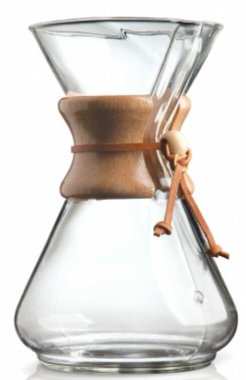 Chemex great for coffee, testing for tea
