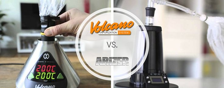 Arizer Extreme Q vs Volcano Vaporizer;One is Canadian and other is German, the first is new and the other is an old standard. You could say the Volcano revolutionized the way we vaporize but could the Extreme Q by Canadian brand, Arizer, eclipse it? Read more https://hazesmokeshop.ca/2017/01/23/arizer-extreme-q-vs-volcano-vaporizer/