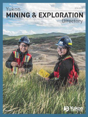 The Yukon Mining & Exploration Directory is the definitive guide for those in the Yukon's mining business!