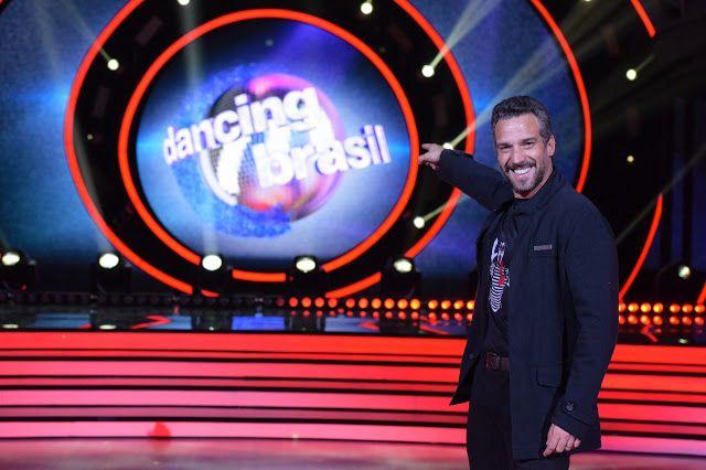 """PARAÍSO DAS BARANGAS: Ator Carlos_Bonow estreia no programa #DancingBrasil : """"Me sinto renascendo na carreira!"""" (24/07)"""