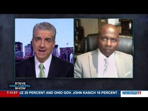 Malzberg | Armstrong Williams discusses his remarks and Al Sharpton's N.A.C. conference this week - YouTube