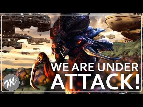 Take a look at my video, folks👇 StarCraft: Remastered   Second Trailer Reaction and Release Date Confirmed   We Are Under Attack! https://youtube.com/watch?v=i2iNNNvFtfE