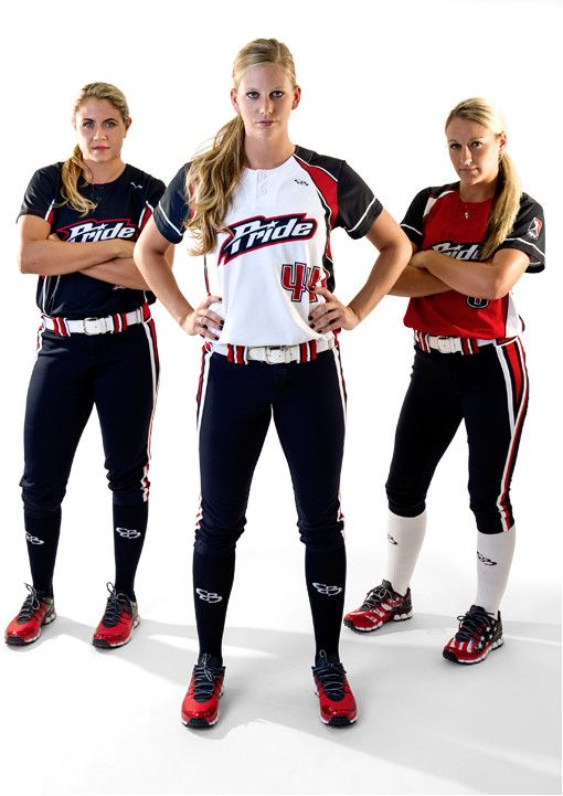 Boombah Fastpitch: USSSA Pride