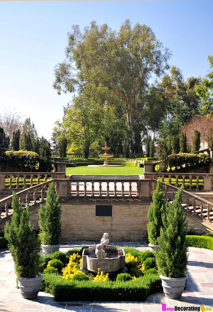 Grey+ideas+for+gardening+love. | blog ideas greystone mansion California Beverly hills inside gardens ...