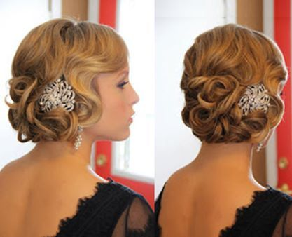 Art Deco Hair!