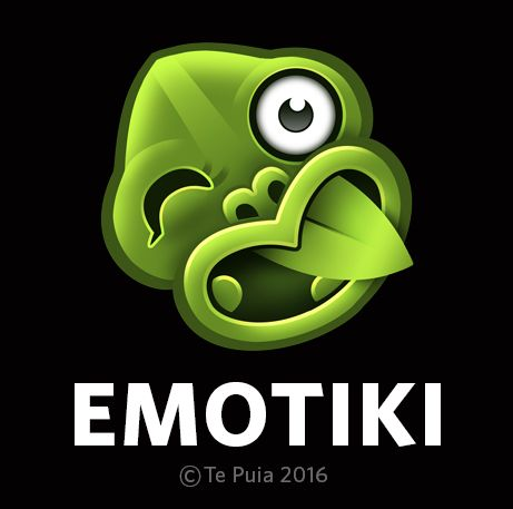 The cat's out of the bag with Rotorua visitor attraction Te Puia officially announcing today the development of the world's first Māori emoji keyboard – affectionately christened 'Emotiki'.