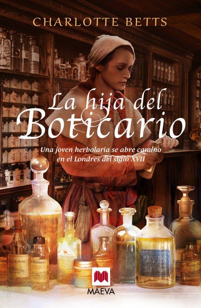 #Lahijadelboticario #novela #reseña #libro #Maeva #CharlotteBetts
