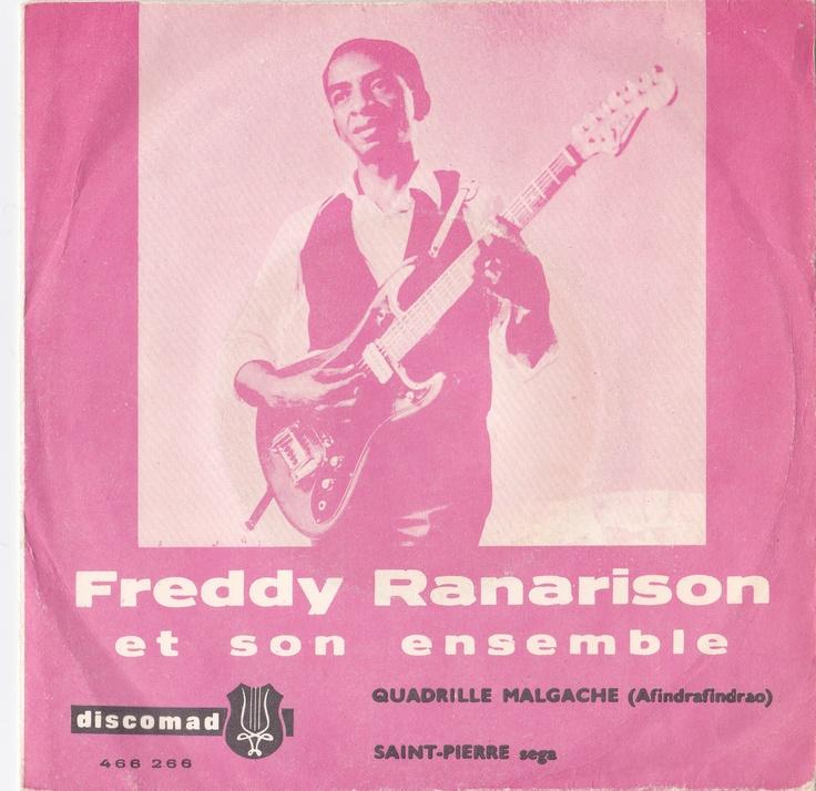 Freddy Ranarison – Electric Segas