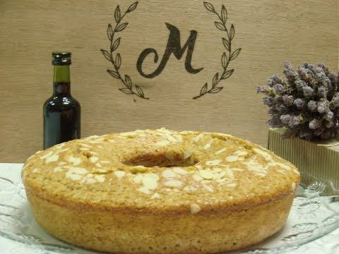 Bolo de Iogurte e Canela com Vinho do Porto