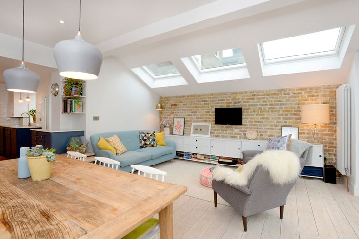 Stroud Green, N4 Side Return Extensions Project   BuildTeam