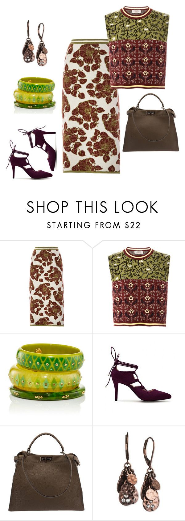 """""""Differential Treatment"""" by dlc18424 ❤ liked on Polyvore featuring Tak.Ori, Mark Davis, Fendi and Jones New York"""