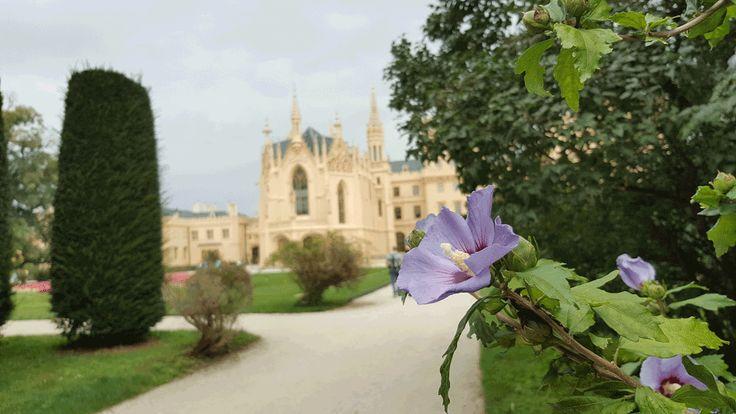 The Lednice chateau Landscape stands for the cultural-natural landscape complex…