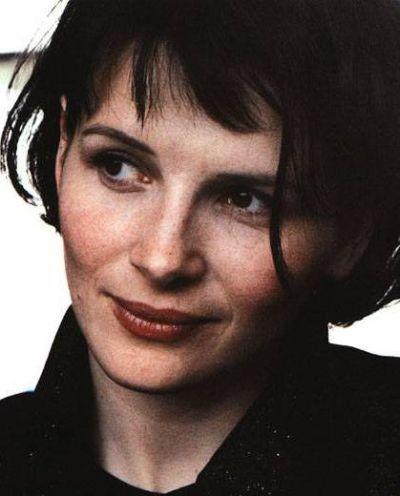 Juliette Binoche: a screen heroine of mine. Principled, intelligent, free spirited.