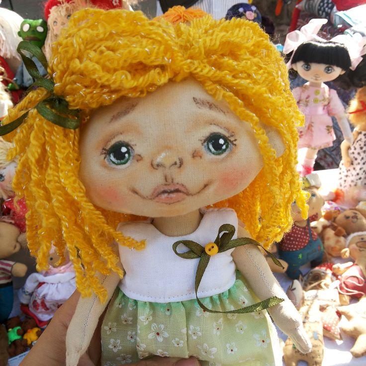 Souvenir doll collection dolls redhead by Savkota on Etsy