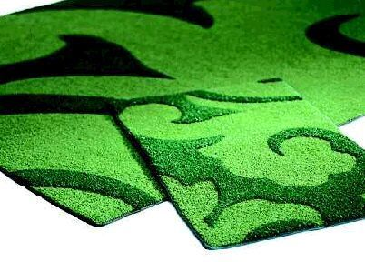 Astroturf Rug Modern Tradition