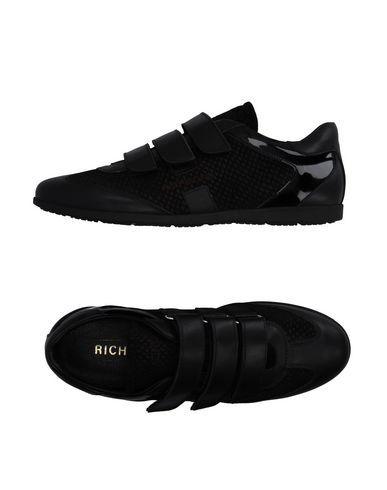 Prezzi e Sconti: #Richmond sneakers and tennis shoes basse uomo Nero  ad Euro 103.00 in #Richmond #Uomo calzature sneakers