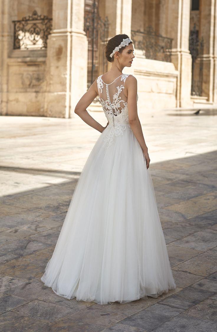 Madaline | Suknie ślubne, sukienki do ślubu – Annais Bridal
