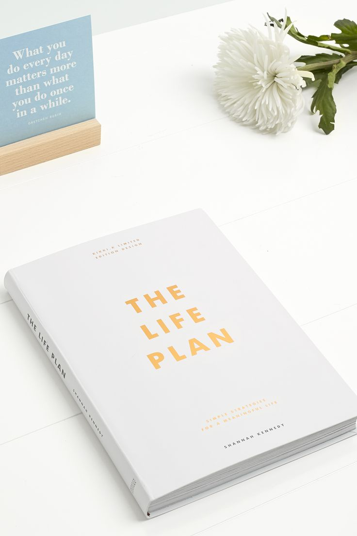 Discover Life Coach Shannah Kennedy's 5 tips to getting organised and setting your life plan
