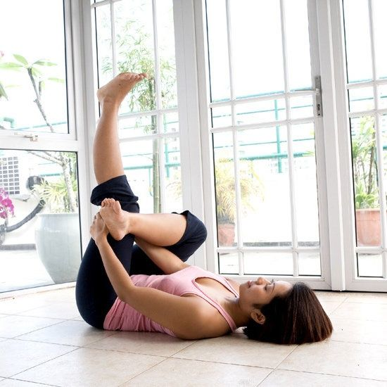 Yoga poses for back pain-> so need to do these!