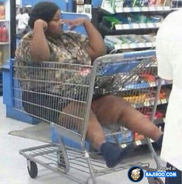 Stylish People of Walmart (19 Pictures)