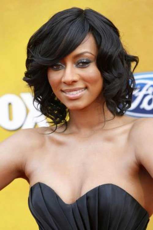 15 Short Bob Haircuts for Black Women | http://www.short-haircut.com/15-short-bob-haircuts-for-black-women.html
