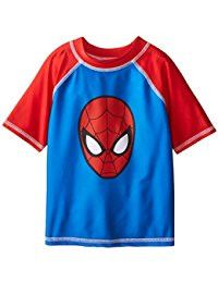 Marvel, TNMT, Star Wars, Angry Birds Licensed Swim Shirts