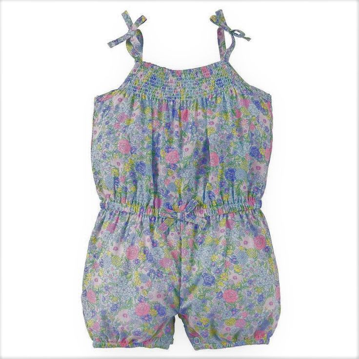 Our Best Selling Item Baby Girl Carter'... Check it out here:  http://eden-online-boutique.com/products/baby-girl-carters-floral-romper-size-newborn?utm_campaign=social_autopilot&utm_source=pin&utm_medium=pin