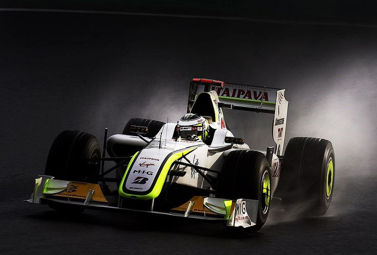 Jenson Button  Brawn - Mercedes 2009