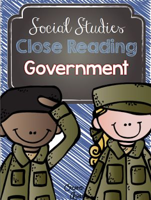 51 best 4th grade social studies images on pinterest teaching government close reading this blog seems to have a lot of good ideas fandeluxe Gallery