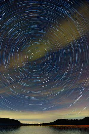 Photographing Star Trails Ed Heaton dabbles in astrophotography with his Tamron SP 10-24mm wide-angle and SP 15-30mm VC lenses.