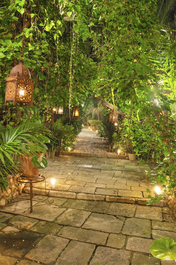 29 fantastic garden lighting ideas