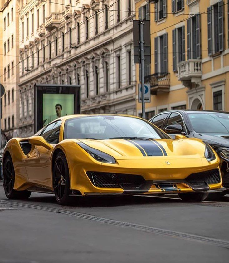 Ferrari 488 Pista On Instagram There S A Spider On The Streets